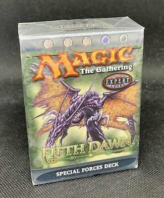 MTG Magic The Gathering Fifth Dawn Special Forces Factory Sealed Deck - QTY