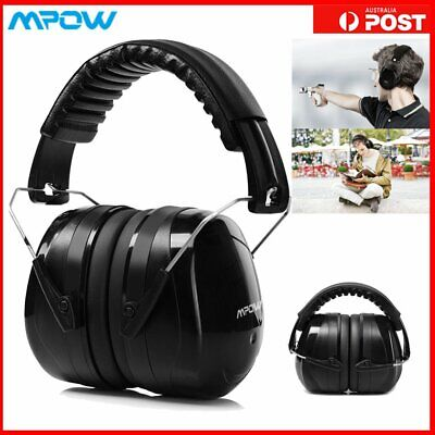 Mpow Ear Muffs Noise Reduction Cancelling Hearing Protection Shooting Earmuffs