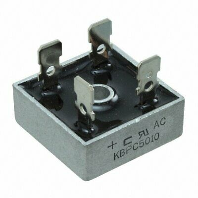 KBPC3510 1000 Volt Bridge Rectifier 35 Amp Metal Case Pack of 5