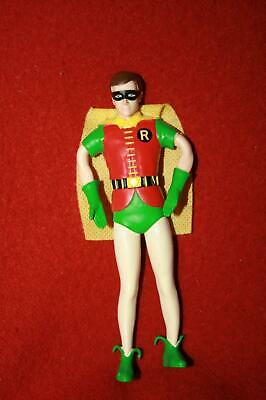 "NJ Croce Batman and ROBIN Classic TV Series Bendable Action Figure 5"" Toy"