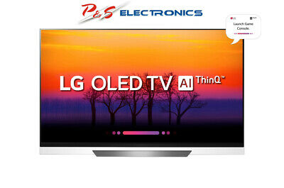 BONUS LG DVD PLAYER FOR NEW AS CARTON DAMAGED LG 65″ OLED UHD AI thinQ Smart TV