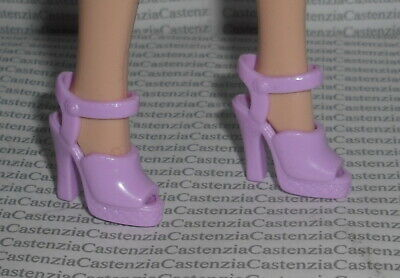 SHOES  BARBIE CLASSIQUE OPENING NIGHT PINK CLOSED TOE HIGH HEEL SHOES  ACCESSORY