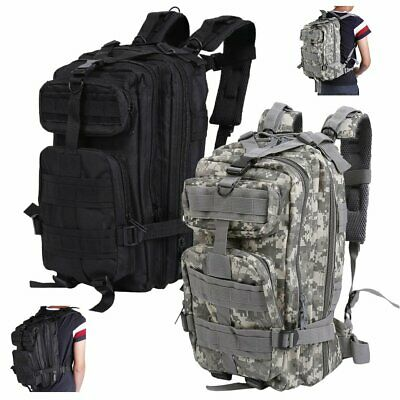 Outdoor Military Tactical Bags Backpack Camping Hiking Bag Camouflage Backpack