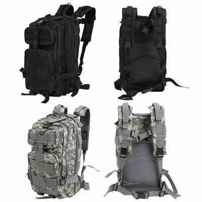 30L Military Molle Camping Backpack Tactical Camping Hiking Travel Bag OutdoorEK