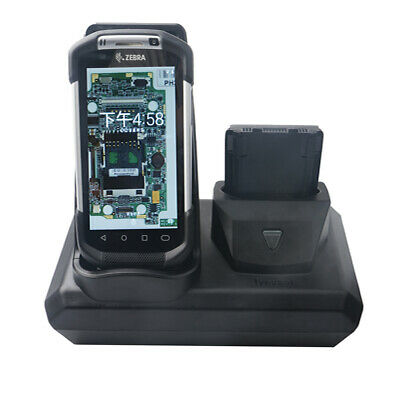 Cradle Charger for Motorola Symbol Zebra TC75
