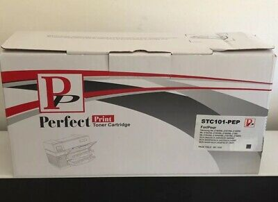 Perfect Print MLT-D101S Laser Toner Cartridge for Samsung Printers - Black