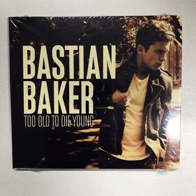 bastian baker too old to die young cd 12 titres neuf sous blister
