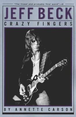 Carson, Annette-Jeff Beck (US IMPORT) BOOK NEW