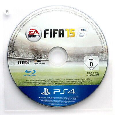 FIFA 15 (DISC ONLY) - PS4 Playstation 4 - FREE POST