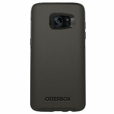 Genuine OtterBox Symmetry Series Ultra Slim Case Samsung Galaxy S7 Edge BLACK