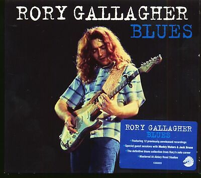 Rory Gallagher - Blues (CD) - British Blues & Bluesrock