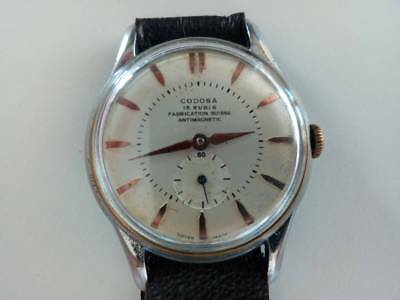 Antique Codosa 15 Rubis,Fabrication Suisse, WristWatch Swiss Made