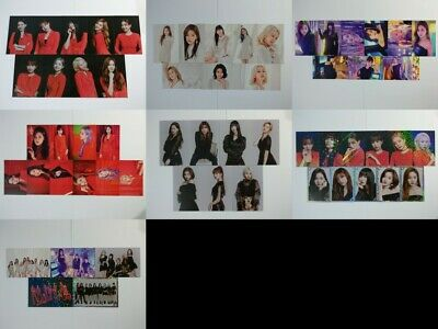 Twice Trading Card Official Goods Twicelights Concert World Tour