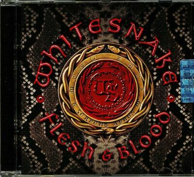 WHITESNAKE - Flesh & Blood - CD