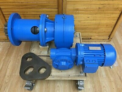 WES Wind Turbine Yaw Unit - fits WES and Lagerwey wind turbines