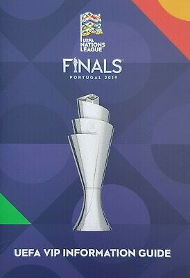 2019 Portugal Holland England Switzerland Nations League Finals Uefa Vip Program