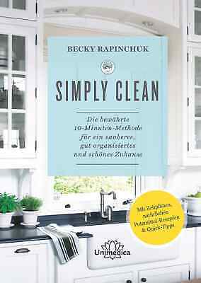 Simply Clean, Becky Rapinchuk