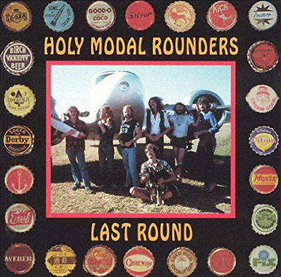 Holy Modal Rounders-Last Round (US IMPORT) CD NEW