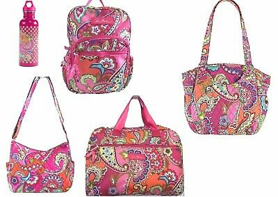 Nwt Vera Bradley Pink Swirls  Collection - You Choose  Free Ship