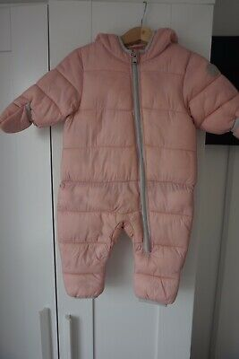 97400dc80 MICHAEL KORS LEOPARD Print Girls 0-6 Month Snow Suit - £1.30 ...