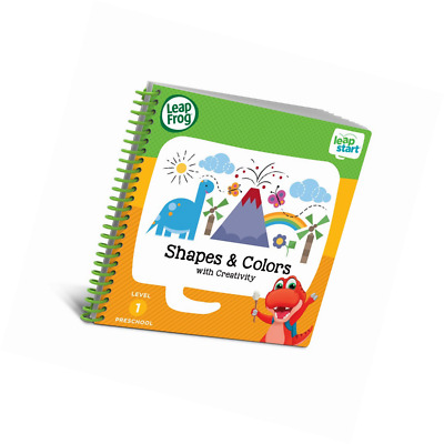 LeapFrog 21503 LeapStart Nursery Shapes/Colours and Creative Expression Activity
