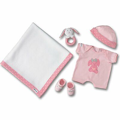 Ashton Drake Welcome Home 5 Piece Accessory Set for So Truly Mine Baby Doll