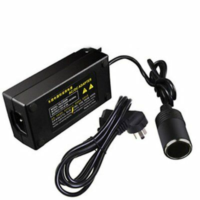 Power Converter Inverter DC 12V to AC 220V Car Vehicle USB Port Charger UKCSXZ*Y
