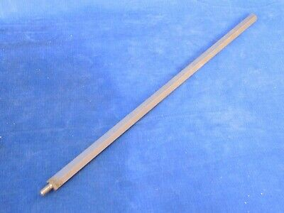 Spacer rod 13 mm hex 397 mm constructed magnetic steel