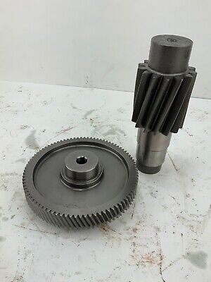 Lot Of 2 Industrial Machine Steampunk Pulley Gear Cog Lamp Base Parts