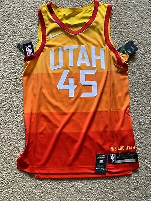 wholesale dealer 701e3 d190a NWT AUTHENTIC RARE Mitchell & Ness Hardwood Classic Denver ...
