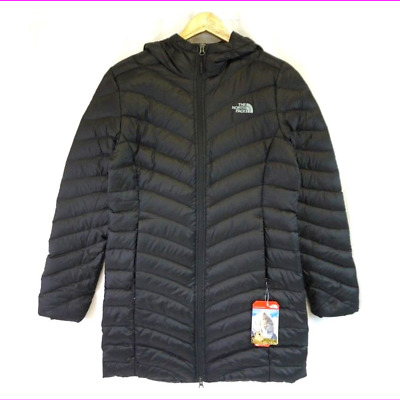 af12b68e3 NWT WOMENS THE North Face Trevail hood Parka Winter Down jacket Size ...