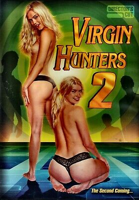 NEW DVD - VIRGIN HUNTERS 2  -  Morgan Fairchild, Amber Newman , ADULT - NUDITY