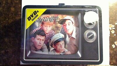 The Andy Griffith Show Collectible Tin Lunchbox & Dvd Set Echo Bridge Ent New