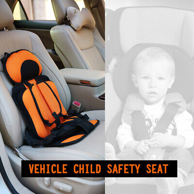 Infant  Safety Car Seat Toddler Carrier Cushion Baby 9 Months  to 5 Years