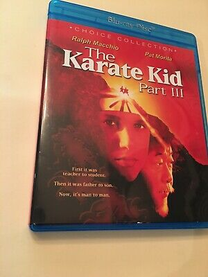 The Karate Kid Part III Choice Collection Blu-ray Disc