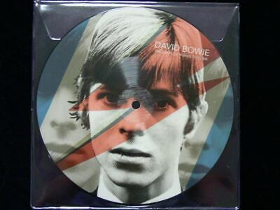 David Bowie The Shape Of Things Analog