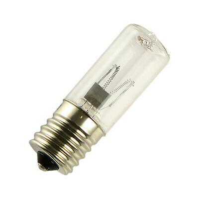 E17 3W UVC Ultraviolet Light Bulb UV Ozone Sterilizing Lamp Replacement Bulb
