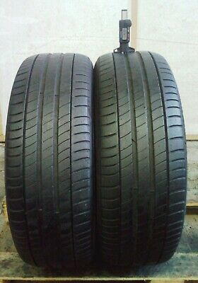 COD.448 PNEUMATICI GOMME USATE MICHELIN PRIMACY 3   225-50//R17-94 Y