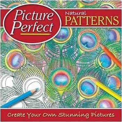 """""""VERY GOOD"""" Adult Colouring - Natural Patterns: Create Your Own Stunning Picture"""