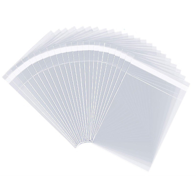 for 2x2 Clear Self-seal Poly Cello Cellophane Bags 1000 Pcs 2 3//4 x 2 3//4