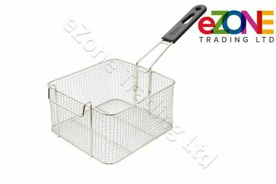 Small Frying Basket Chip Fish Takeaway Deep Fat Commercial Fryer 210x180x110mm