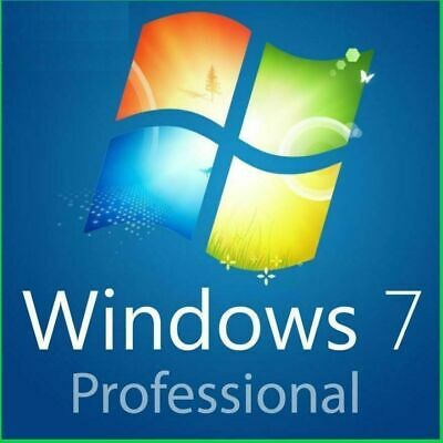 WIN7 Professional Windows7 PRO 32/64 bits License Product Key Activation Code