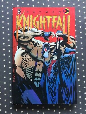 Batman Knightfall TP Vol 01 by Chuck Dixon, Doug Moench (Paperback, 1993)