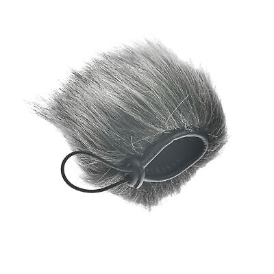 Outdoor Furry Microphone Windscreen Windshield Muff Reduce Wind Noise MIC Cover