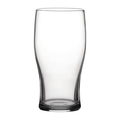 Utopia Tulip Beer Glasses 570ml CE Marked (Set of 48) [CY341]