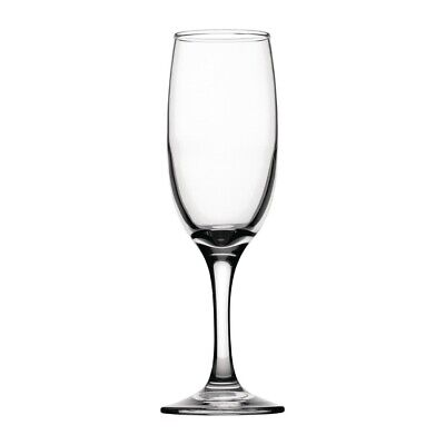 Utopia Pure Glass Champagne Flutes 190ml (Set of 48) [DY272]