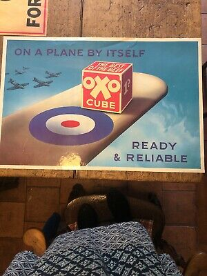 On A Plane By Itself OXO Ready And Reliable Poster