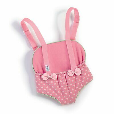 So Truly Mine Baby Doll Pink Carrier for So Truly Mine doll by Ashton-Drake