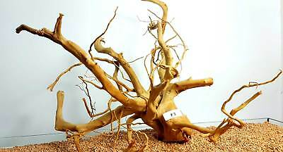 Red Moor Aquarium Wood Root Driftwood Bogwood For Fish Tank Aquascaping 57x40cm