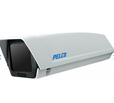 NEW Pelco EH16-8P Outdoor Vandal-Resistant Camera Enclosure, PoE
